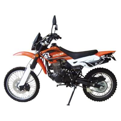 Мотоцикл Racer Enduro RC150-GY