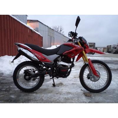 Мотоцикл S2 Bars